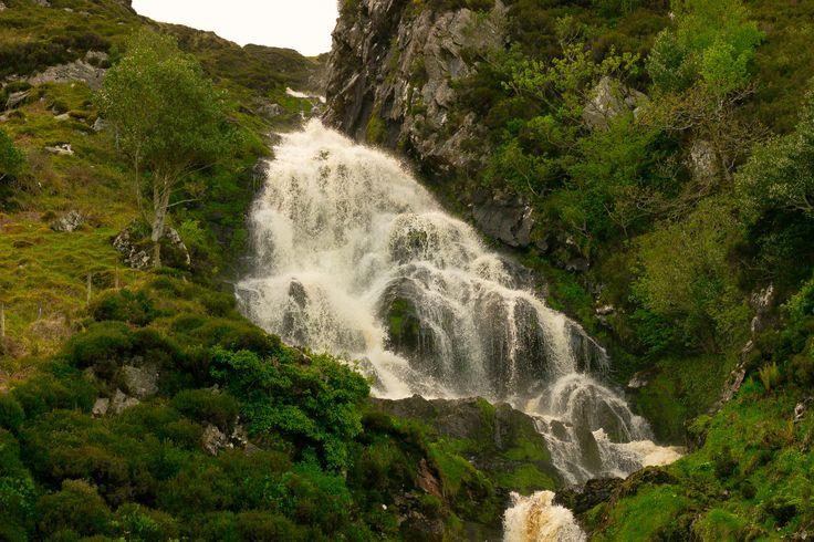 Assnaranka Water Fall near Ardara