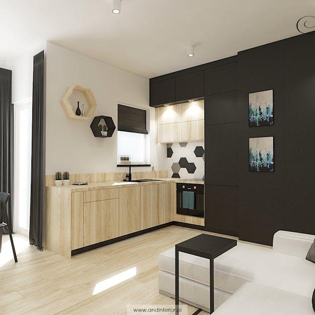 Sprawdzone Sposoby Na Aranzacje Malych Kuchni Homify Home Decor Home Furniture