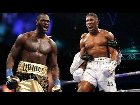 Anthony joshua reacts to deontay wilder knockout of stiverne- News Sport - YouTube