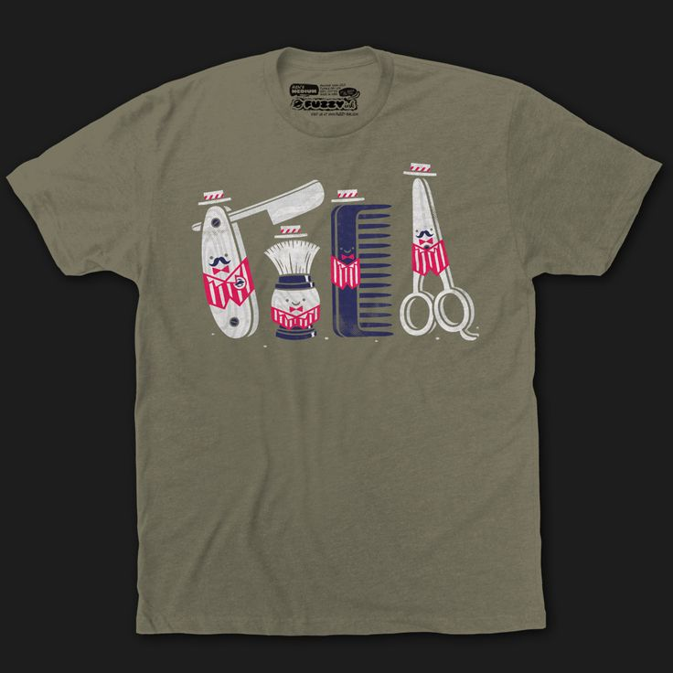 Find Great Cheap Price Prices For Sale Modern Tee - Peppermint Quartet by VIDA VIDA Sale Low Price Fee Shipping CF6k9SXiz3