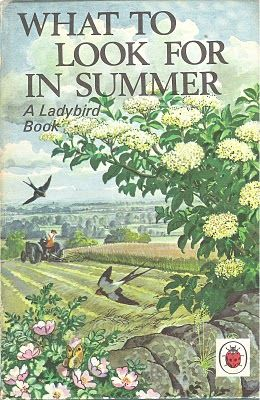 Wonderful little books...thanks Mum and Dad! Along with our own tiny patches of the garden, 'mystery tours' in the country, nature walks and blackberrying picnics 'til dusk...this is where it all began. <3