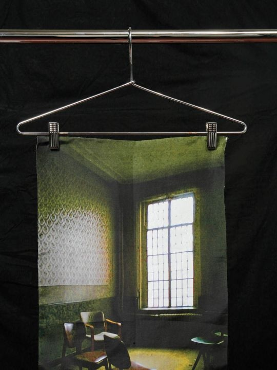 Dutch Artist Nicolette Brunklaus S Photographic Print On Fabric