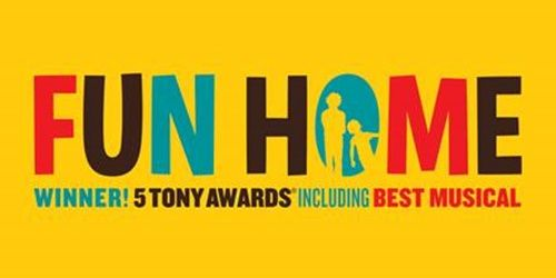 "By Bob Evans The title of the show and TV commercials definitely mislead an unsuspecting public about the story that ""Fun Home"" brings to the stage in the current production that opened May 30 at The Kauffman Center for the Performing Arts.   #""Fun Home"" #Kansas City Arts & Entertainment #Kansas City Performing Arts #Kansas City Theater #Kauffman Center for the Performing Arts #Theater League of Kansas City"