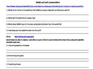 Worksheet Soil Conservation Worksheet 1000 ideas about soil conservation on pinterest agriculture with nasa and remote sensing reviewco2 farming webquest by bmw2182