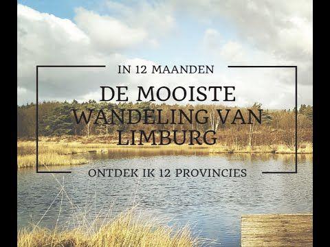 De mooiste wandeling van Limburg - YouTube