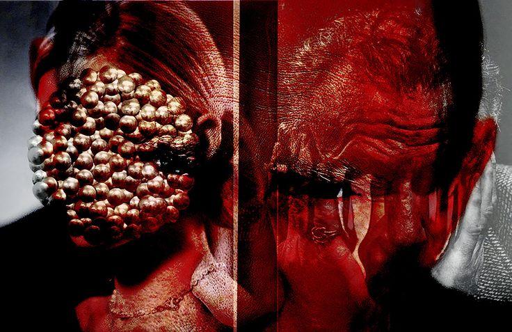 Leni $Moragdova: Two portraits of politics by $M