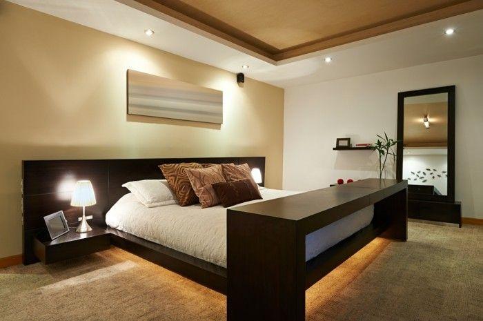 Schlafzimmer Led Streifen Ideen