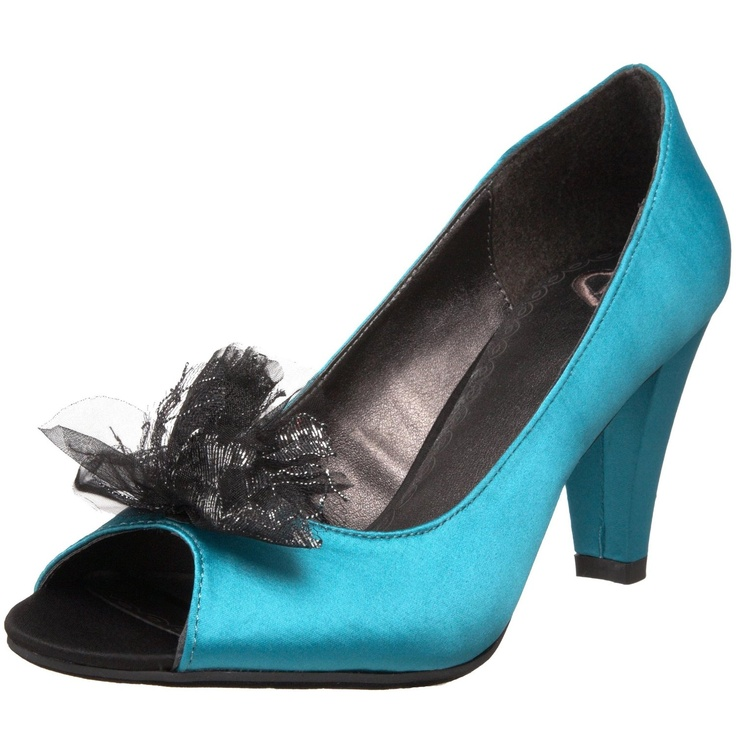 Turquoise shoes - I just need turquoise shoes and I'll be happy