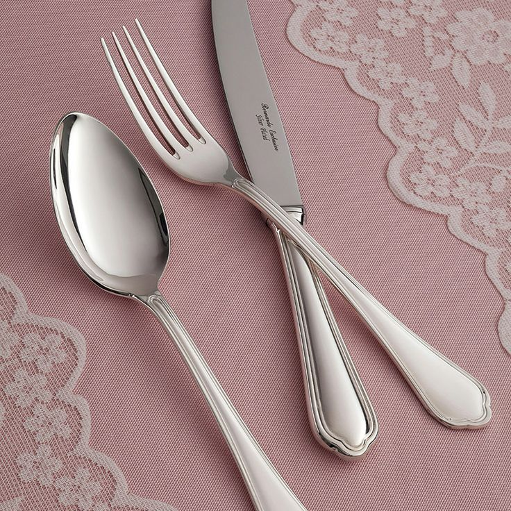 Crown Çatal Kaşık Takımı / Cutlery Set #bernardo #cooking #table #eating