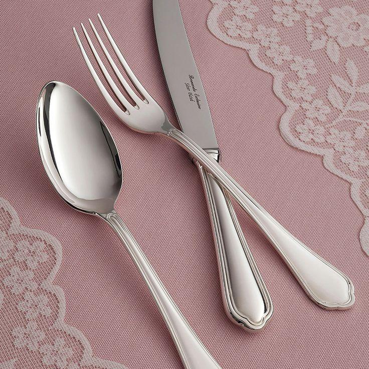 Crown Çatal Kaşık Takımı / Cutlery Set #bernardo #cooking #table #eating