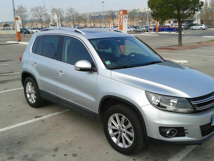 Petite annonce gratuite vente : vends VW Tiguan 4×4 Carat 13007 Marseille