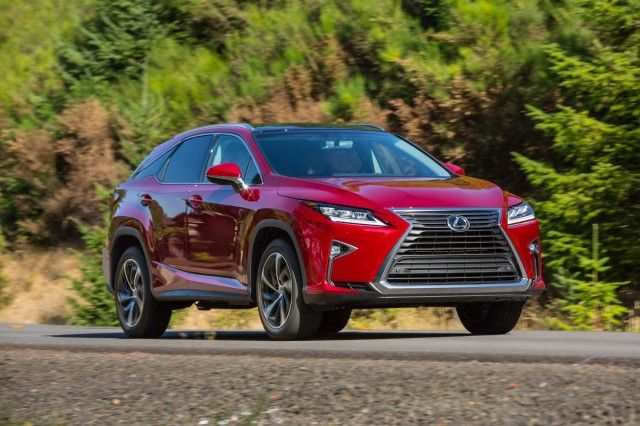 2019 Lexus RX Release Date and Price