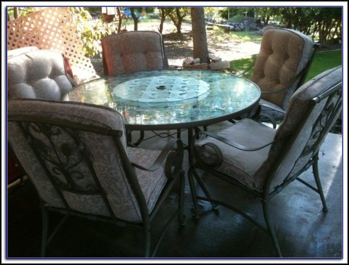 Image Result For Martha Stewart Patio Set Round Table With Lazy
