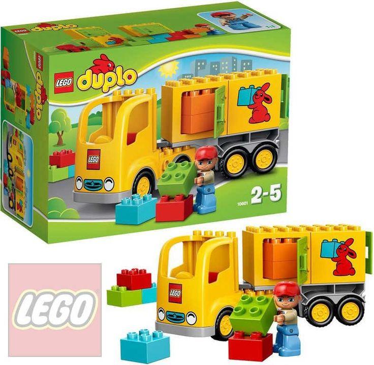 DOMINIK LEGO DUPLO 10601 náklaďák