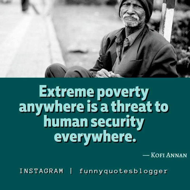 Quotes About Poverty The 25 Best Poverty Quotes Ideas On Pinterest  Quotes On Poverty