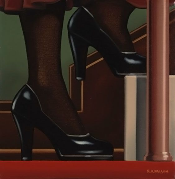 Kenton Nelson, Keeping the Appointment