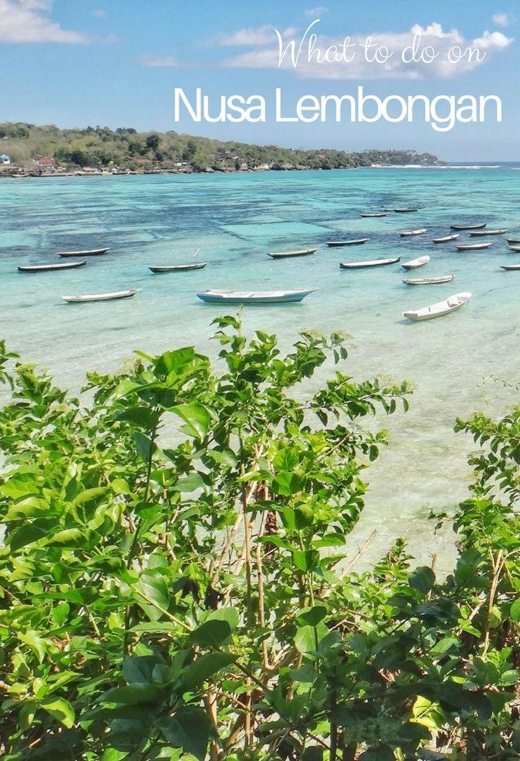 Nusa Lembongan - Indonesia.