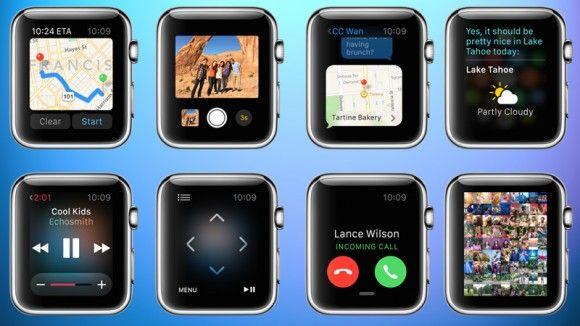 Apple Watch uses