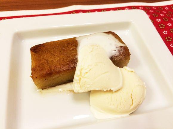【激ウマ】舟和の芋ようかんをバターで焼くとスイートポテトに…!? アイスを添えて食べたら激うまスイーツすぎて深夜にペロリだったでござる