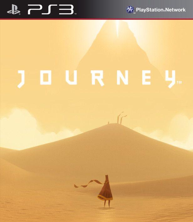 Journey (2012) - Jeu vidéo - SensCritique