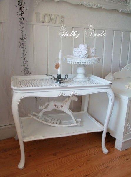 Chippendale Tisch