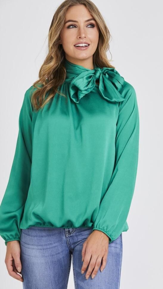97bc3659580f Pin by FTK Clothing on Boutique SS18 | Tie neck blouse, Fashion, Womens  fashion online