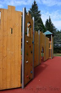 Lugano with kids - the best playground described in our article!