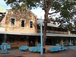 Victoria Hotel, Darwin - Wikipedia, the free encyclopediaThe Victoria Hotel, or The Vic as it is commonly known, is a heritage listed pub located in Darwin, Northern Territory, Australia. Built in 1890, it is an important historical building and tourist attraction of inner Darwin.