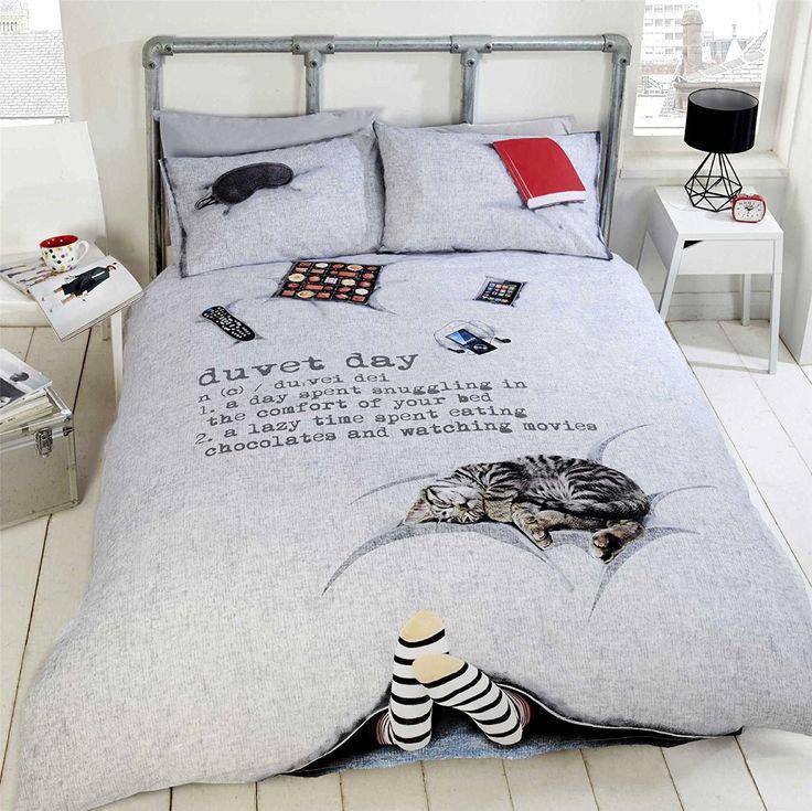 die besten 17 bilder zu lustige und witzige bettwaesche. Black Bedroom Furniture Sets. Home Design Ideas