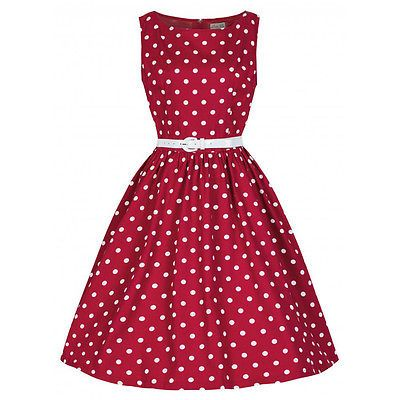 Hot 50'S 60'S ROCKABILLY DRESS Vintage Style Swing Pinup Retro Housewife dress-in Dresses from Women's Clothing & Accessories on Aliexpress.com | Alibaba Group