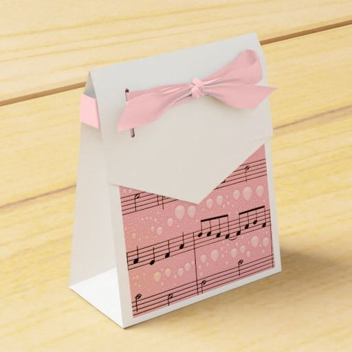 """Balloons and Music"" Photo Favor Box ~ #favors #weddings #parties :)"