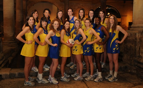 Netball: Team Bath feature in the Guinness book of records. Team Bath's netballers feature in the 2013 edition of the Guinness World Records book as the most successful team in Superleague history.
