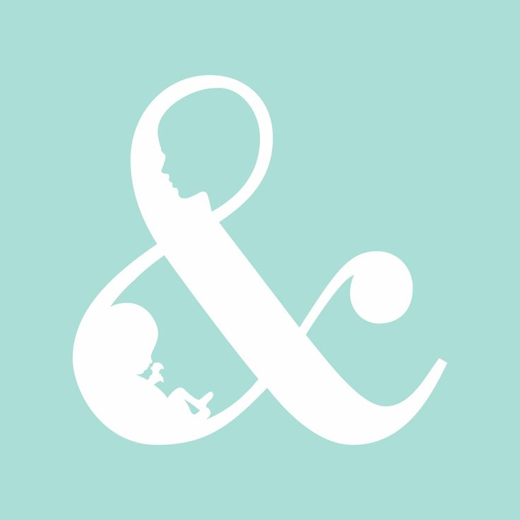 Gynaecologists Ampersand Logotype