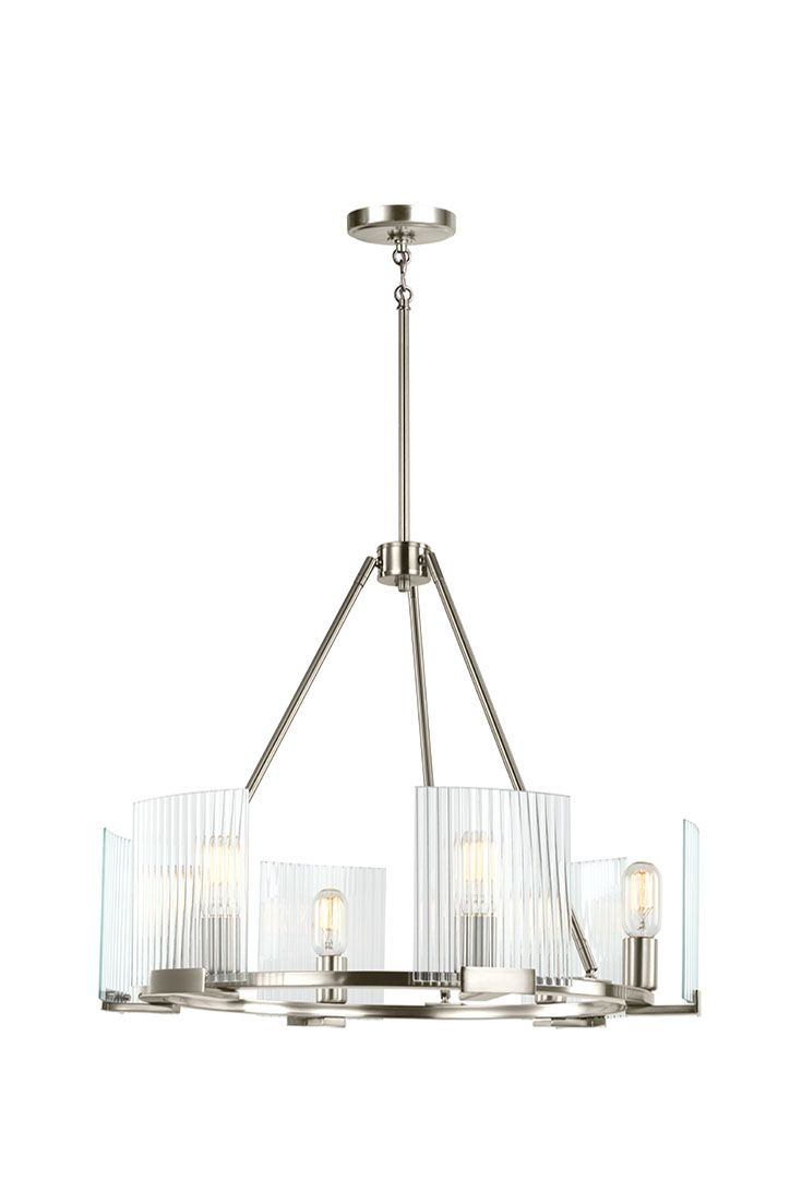 contemporary 9 helius lighting. Storey 6- Light Chandelier By Sea Gull Lighting: Refined, Uptown-industrial Style Contemporary 9 Helius Lighting