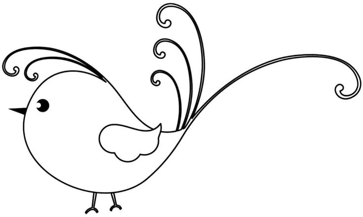 tropical bird coloring pages - photo#43