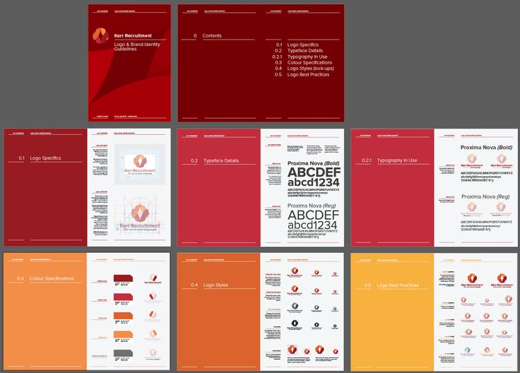The 25 best ideas about Brand Guidelines Template – It Manual Templates to Download