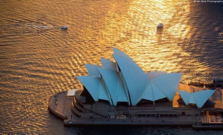 Sydney Opera House - Australia - photo by Ian Bird Photography