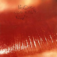 The Cure:  Kiss Me, Kiss Me, Kiss Me (1987).  Just Like Heaven (need I say more?)
