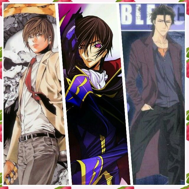 Anime Character 777 : Kamidere anime characters pinterest