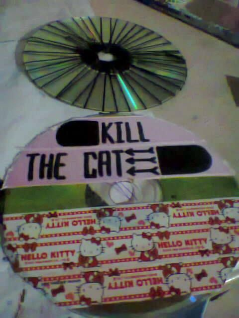 CD make over!!!