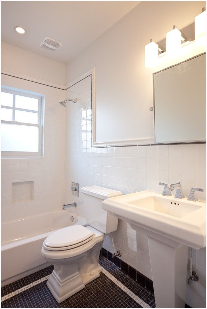 craftsman bathroom shower - Google Search