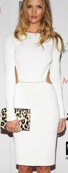 Beautiful cut-out dress