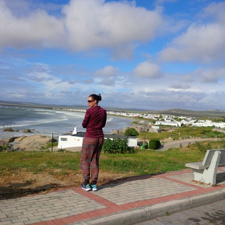 Paternoster, a village when the local men still go out every morning in their fishing boats