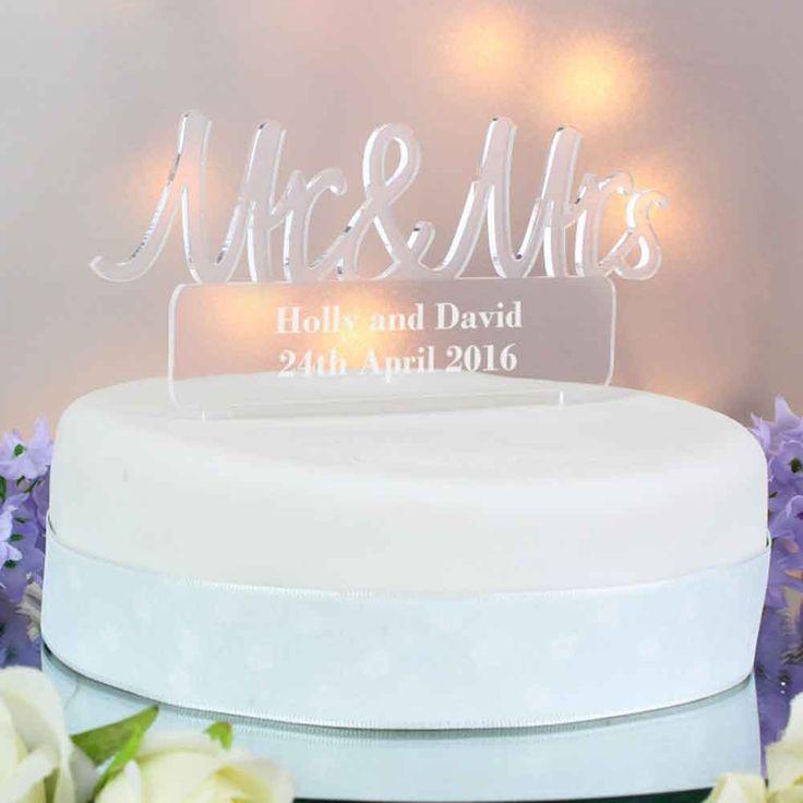 19 best Wedding Cake Toppers images on Pinterest | Wedding cake ...