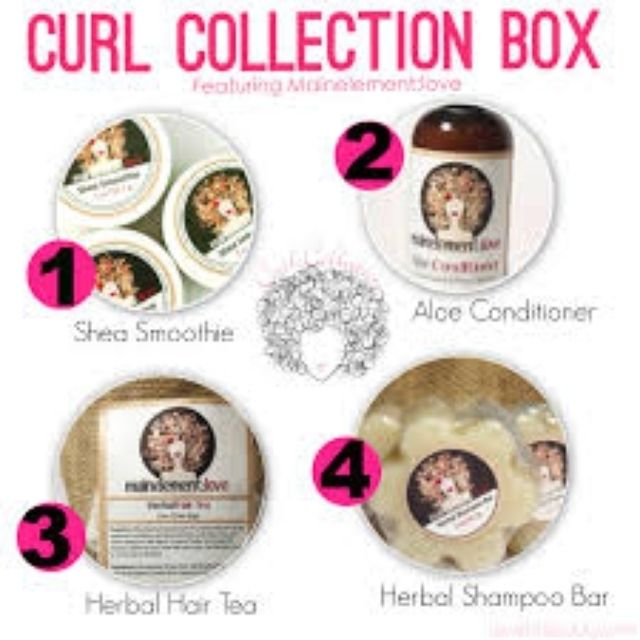 #CurlCollection subscriptions are officially OPEN. Subscribe now  get a box of wonderful #naturalhair products delivered to you.  #naturalhair #teamnatural #bbloggers #curlcollection #curlyhair #kinks #kinkyhair