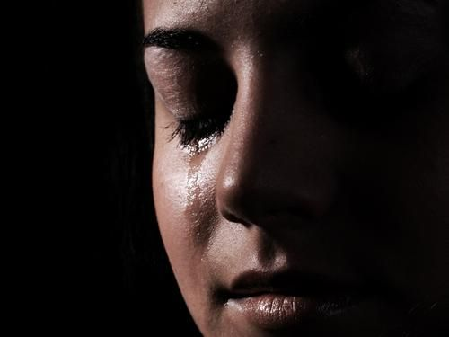 holding back tears unhealthy relationship