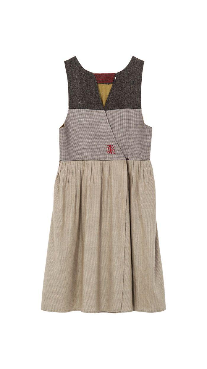 Woman : Up Skirt Diagonal Back -TM Collection