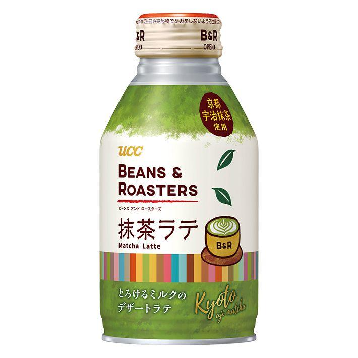 Beans Roasters 抹茶ラテ コーヒーはucc上島珈琲 抹茶ラテ 抹茶 コーヒー飲料