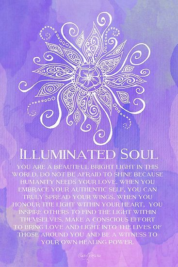 Lightworkers •~• Illuminated Soul, by CarlyMarie