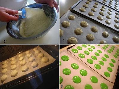 CHILI & VANILIA: Macaron készítése: tapasztalatok